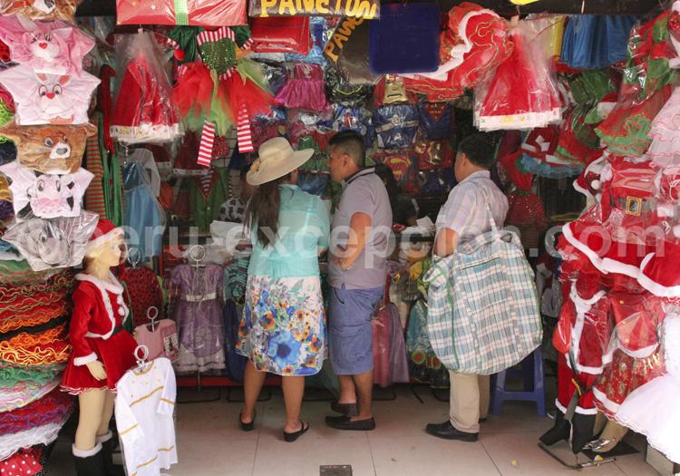 Magasin à Lima