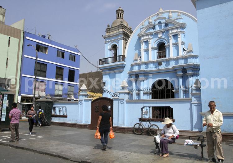 Eglise liménienne, Pérou