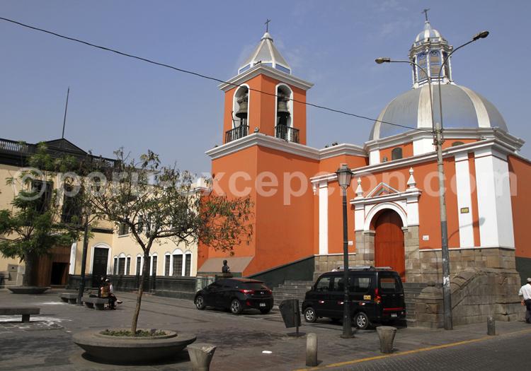 Eglise de la Bonne Mort, Lima