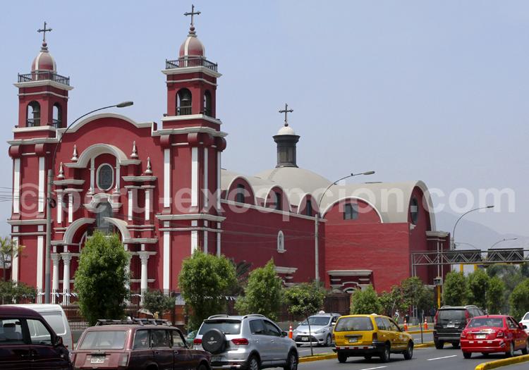 Sanctuaire de Santa Rosa de Lima