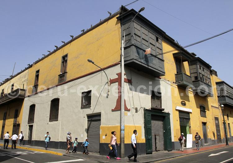 Architecture, Lima