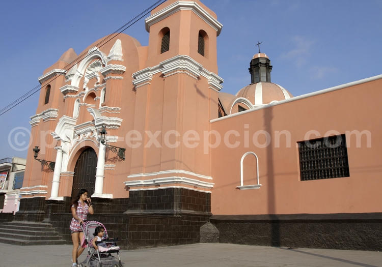 Eglise del Patrocinio - Alameda de los Descalzos