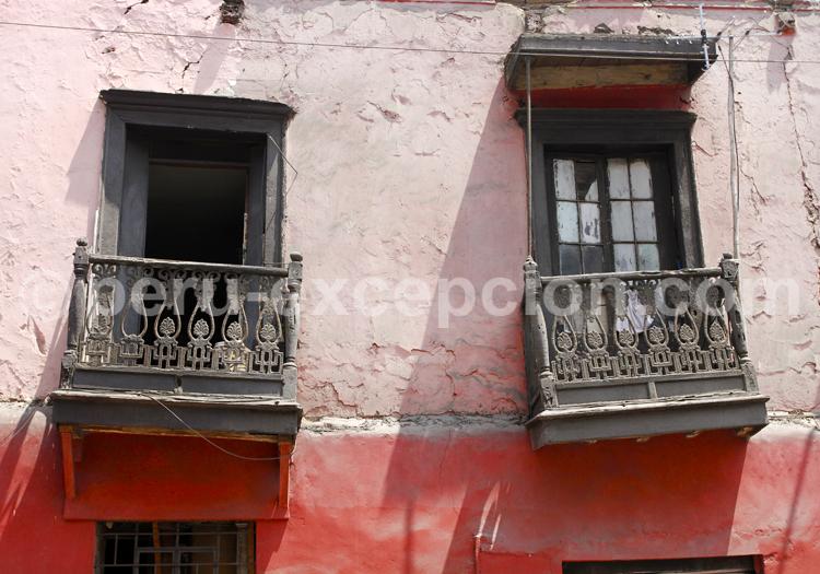 Epoque coloniale, Lima, Pérou
