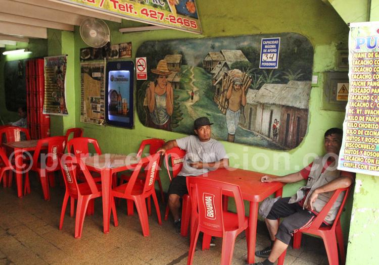 Restaurant à Lima