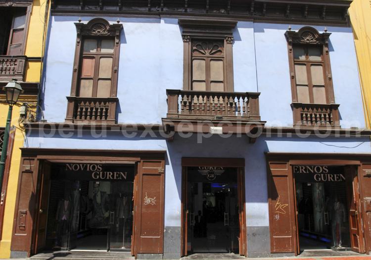 Calle de Lima, Perú