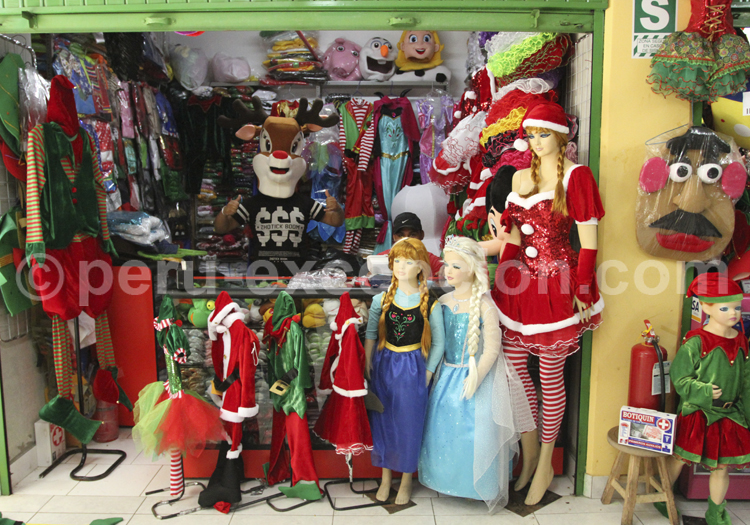 Boutique à Lima