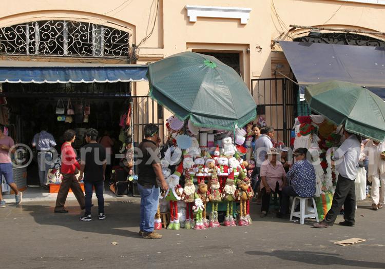 Citytour, Lima