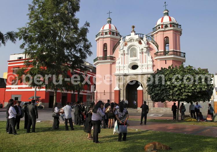 Eglise de Huefano