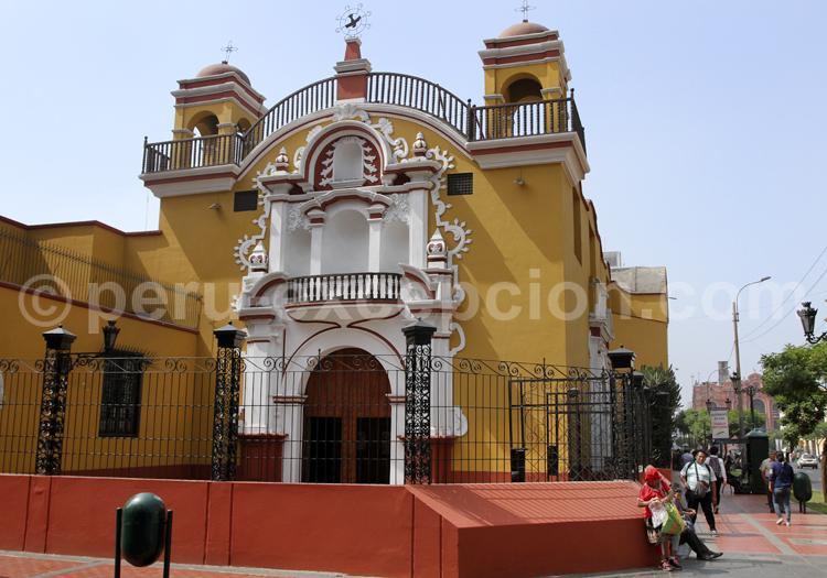 Panteón de los Próceres, Lima