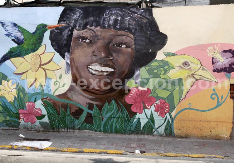 Fresque murale, Lima