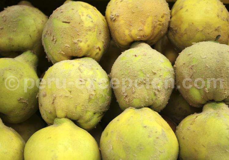 Fruits du Pérou
