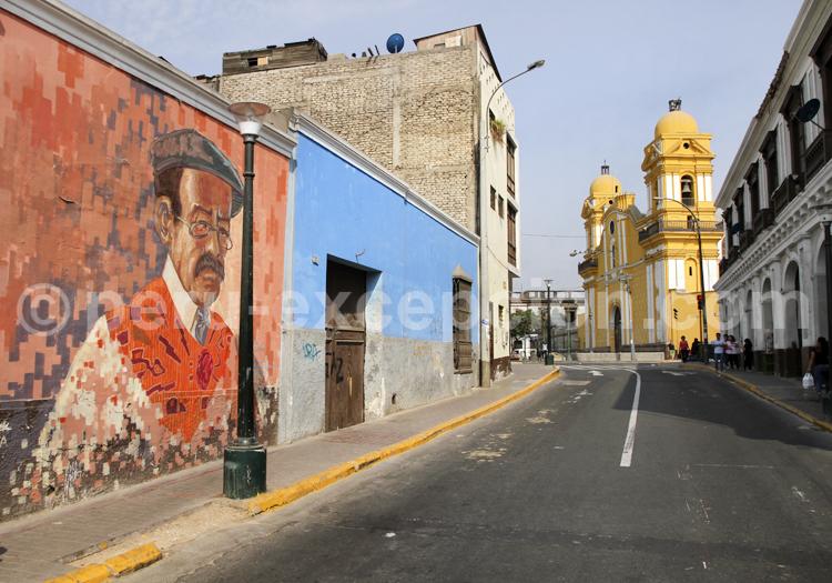 Rue de Lima
