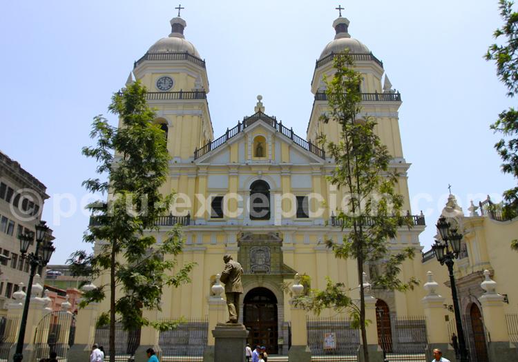 Basilique de San Pedro, Lima
