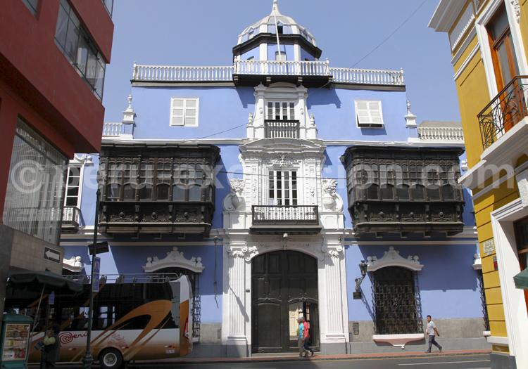 Casa de Osambela, Lima
