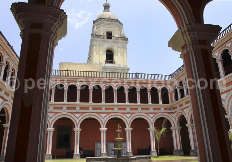 Basilique San Pedro, Lima
