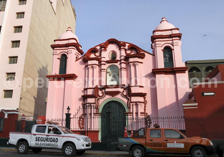 Eglise de Copacabana, Lima