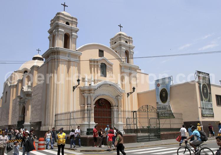 Monastère de Santa Rosa de Santa Maria, Lima