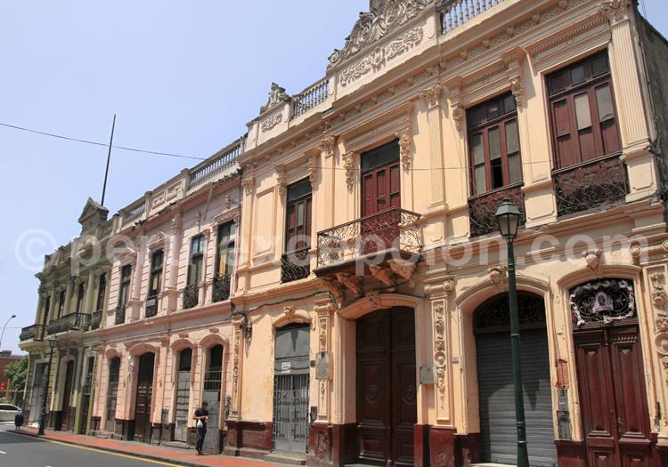 Citytour, Lima, Pérou