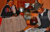 Séjour chez l'habitant au Pérou