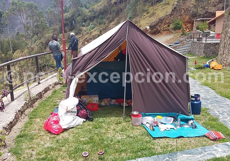 Trek dans la région de Cusco