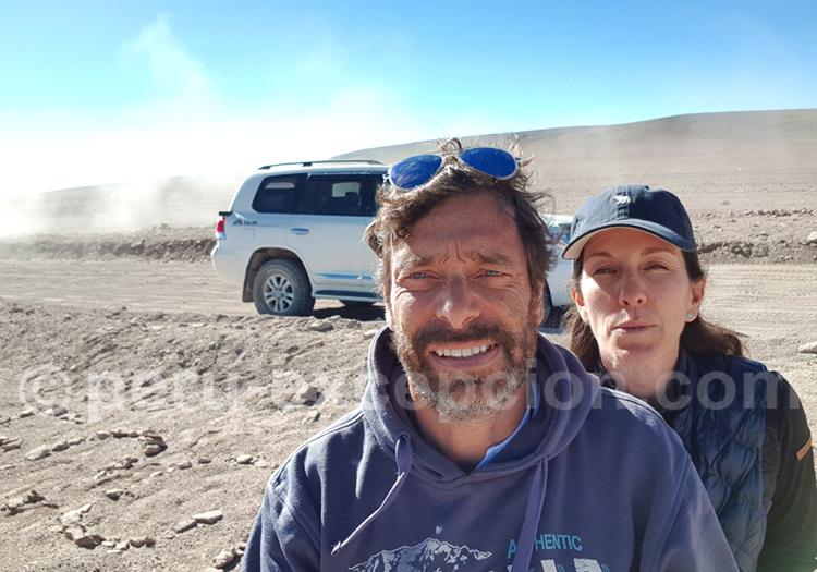 Road trip en Amérique du Sud