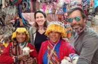 Rencontre culturelle au Pérou