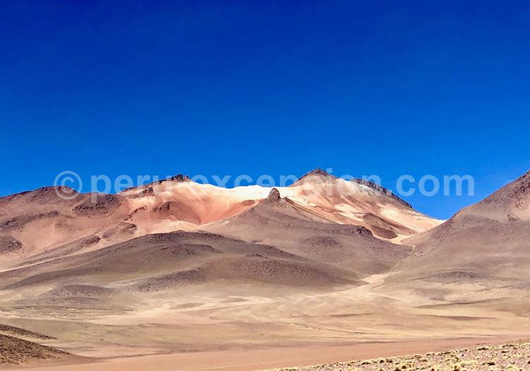 Désert de Dali, Lipez, Bolivie avec Perú Excepción