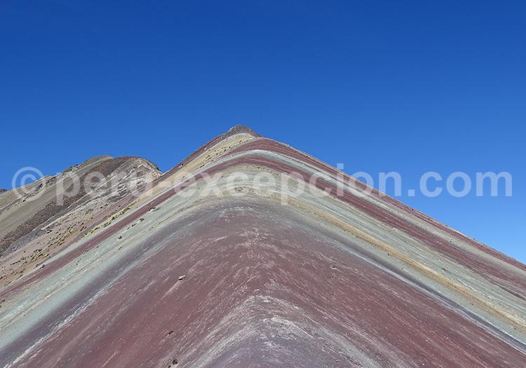 Montagne sept couleurs avec Perú Excepción