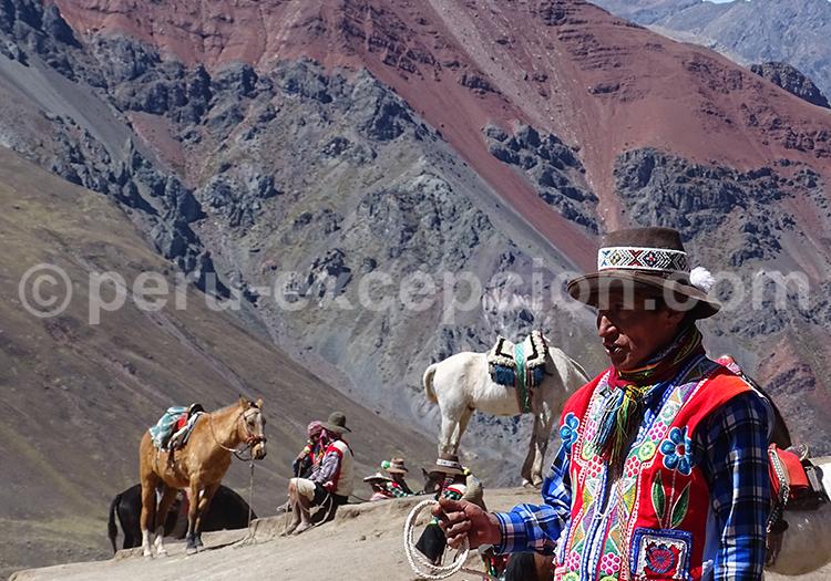 Randonnée à cheval Pérou avec Perú Excepción