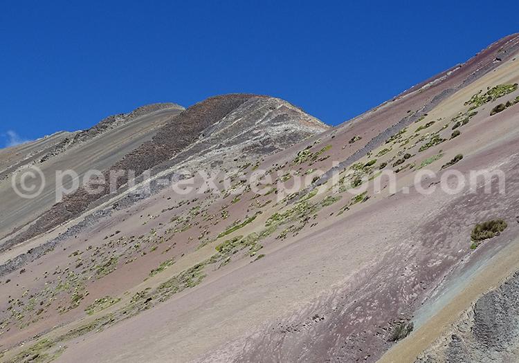 Sédiments Winicunca avec Perú Excepción